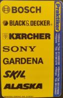 Telefonkarte Griechenland - 01/01 - Werbung - Praktiker - Auto , Car - (2) - Aufl. 35000 - Grèce