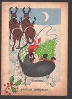 Willy Schermele - Prettige Kerstdagen - Schermele, Willy