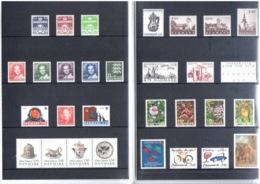 Danish Stamps - MNH 1990 ** - Full Year - Danimarca