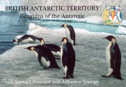 British Antarctic Territory 2006 Penguins (2nd Series) Self-adhesive MNH CV £21.00 (3 Scans) - Penguins