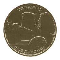 Monnaie De Paris , 2015 , Saint Valery Sur Somme , Tourisme Baie De Somme - Monnaie De Paris