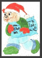 'marry Christmas' - SOS Kinderdorpen / Villages D'Enfants - Dessins D'enfants