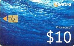 AUSTRALIA $10 UNDERWATER CHIP  ED.29/02/013  READ DECRIPTION !! - Australie