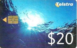 AUSTRALIA $20 UNDERWATER CHIP  ED.30/04/2011  READ DECRIPTION !! - Australie