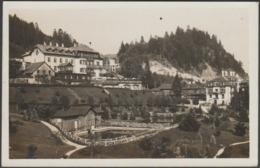Hotel Gösing An Der Mariazellerbahn, C.1930 - J Kuss Foto-AK - Austria