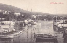 Opatija (Abbazia) * Bootshafen, Schiffe * Kroatien * AK1971 - Croatia
