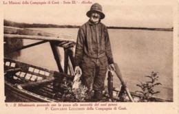 P. GIOVANNI LUCCHESI MISSIONE ALASKA - NV PERFETTA - Misiones