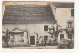 CHOISEY - CAFE RESTAURANT - MAISON BONJOUR - 39 - Autres Communes