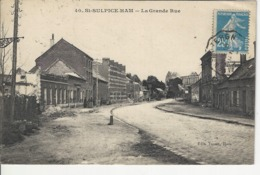 Saint Suplice Ham La Grande Rue - Other Municipalities