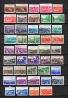 Turquía  1958 .-   Y&T Nº  1343/1386   ( 1384  Roto  ) - 1921-... République