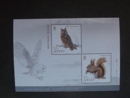 Jersey BL   Wildtiere    2019    ** - Briefmarken
