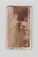 Lot 2 Vieilles Photos - Antiche (ante 1900)