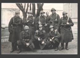 Original Photo - Soldiers / Militaires / Soldaten - Guerre, Militaire