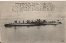 CALAIS - PLUVIOSE Dans Les Jetées De Calais - Calais