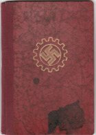 Solingen-Wald, Mitgliedsbuch,1940 - 1939-45