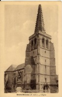 ESTREE BLANCHE - L'Eglise - Non Classés