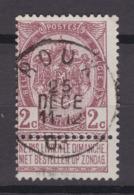 N° 55 ROUX - 1893-1907 Armoiries