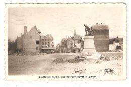 CPA Militaria 62 BERCK-PLAGE L'Entonnoir - Monument Du Souvenir Fusilliers ( En Partie Détruit Après La Guerre 39-45) - Berck