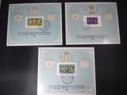 """BELG.1964 1306 FDC Filatelic Cards Belg./Ned. & Lux. : """" BENELUX """" - FDC"""