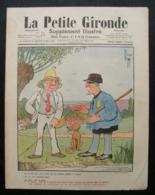 LA PETITE GIRONDE - SUPPLEMENT ILLUSTRE - N°13 DU 28 MARS 1903 - Journaux - Quotidiens
