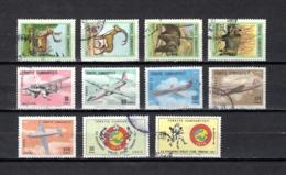 Turquía  1967 .-   Y&T Nº  1818/1821-1822/1826-1827/1828 - 1921-... República