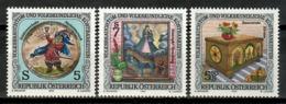 Austria 1992 / Folk MNH Folklore / Kl10 1-12 - Otros