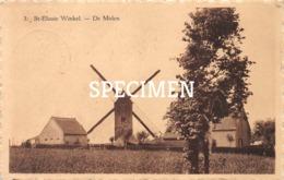 6 De Molen - Sint-Eloois-Winkel - Ledegem