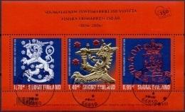 Finland 2006 Blok 150 Jaar Postzegels GB-USED - Finland
