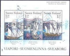 Finland 2006 Blok Sveaborg GB-USED - Finland