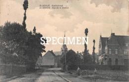 Statiestraat - St Genois - Sint-Denijs - Zwevegem