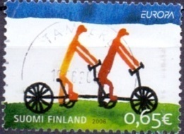Finland 2006 Europazegel GB-USED - Finland