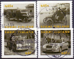 Finland 2006 Taxitransport GB-USED - Finland