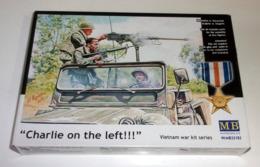 "Maquette ""Charlie On The Left"" - Guerre Du Vietnam-Masterbox - Beeldjes"