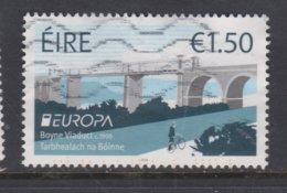 IRLANDA, USED STAMP, OBLITERÉ, SELLO USADO, EUROPA CEPT - 2018