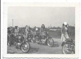 Fotografia - Moto - Motocicletta - Gilera. Club Modena. - Auto's