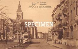 17 Eglise N.D. Et Avenue De Schaerbeek - Vilvorde - Vilvoorde - Vilvoorde