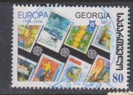 GEORGIA, USED STAMP, OBLITERÉ, SELLO USADO, EUROPA CEPT - 2005