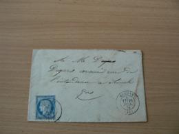 CP 162 /  CERES N° 60 SUR   LETTRE - 1871-1875 Cérès