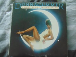 Donna Summer-Four Seasons Of Love - Disco, Pop