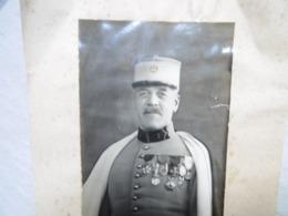 Photo Officier 7 Eme RTA Tirailleur Tenue Tradition - 1939-45