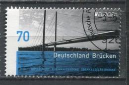 "Germany 2018 Michel .Nr.3383 ""EUROPA-Brücken- "" 1 Wert Used - 2018"