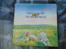 The Moody Blues- Voices In The Sky Best Of - Rock