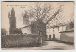 17 - Salignac - L'Eglise - France