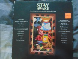 Stay Awake- Various Interpretations Of Disney Films - Vinyl Records