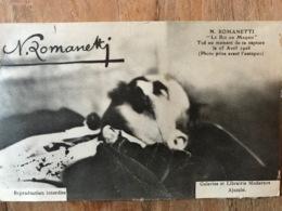 (Corse) «ajaccio» Romanetti Tue Le 25 Avril 1926 « - Ajaccio