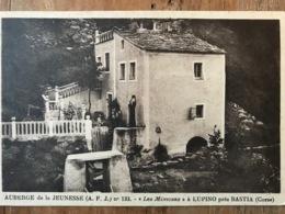 (Corse) Bastia « Auberge De La Jeunesse A Lupino» - Bastia