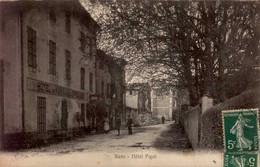 NANS   ( VAR )    HÔTEL PIGOT - Nans-les-Pins