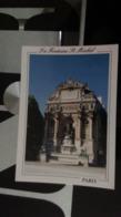 CSM -  PARIS - La Fontaine St Michel - Frankreich