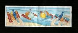 Kinder Ferrero BPZ - Cartina  K 04 - 61 - Istruzioni