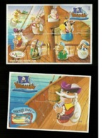 Kinder Ferrero BPZ - Cartina S 2 Piramolli - Handleidingen